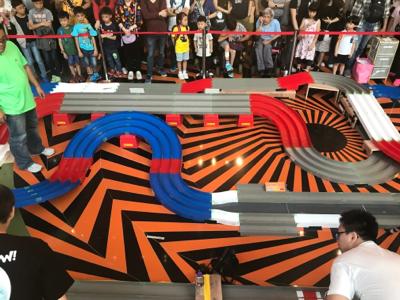 全港學界迷你四驅車大賽2018 Go STEM 起動熱身賽總決賽