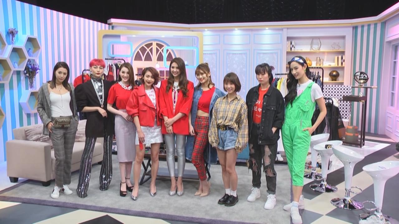 TVB首度於台灣製作大型時尚節目 韋汝介紹節目特別之處