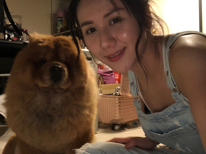 chow chow and long long live