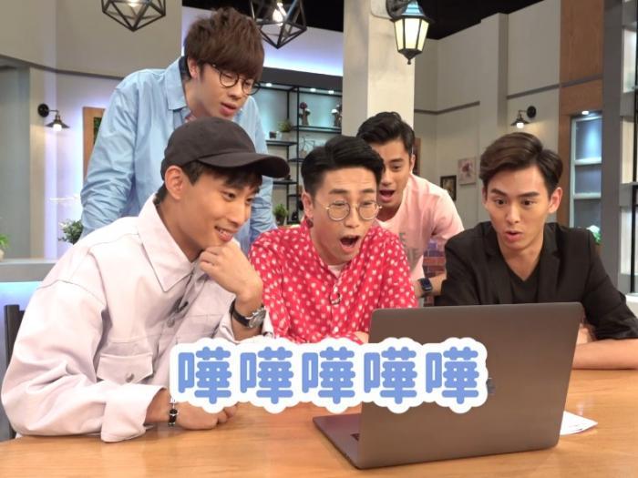big big shop x #後生仔傾吓偈:後生仔有乜睇?(男子組)