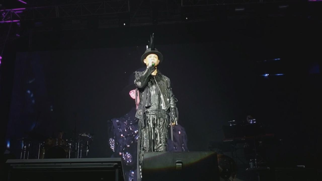 (國語)側田馬來西亞舉行個唱 邀請閻奕格任嘉賓