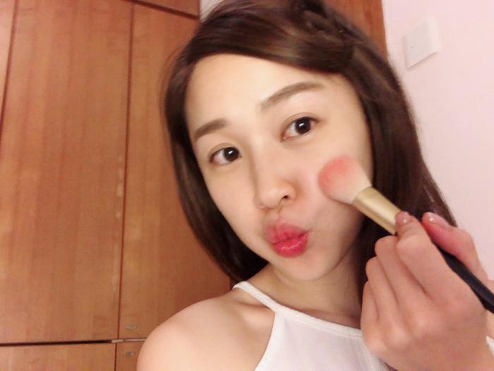 魏韵芝化妝大挑戰 round 5 week 1