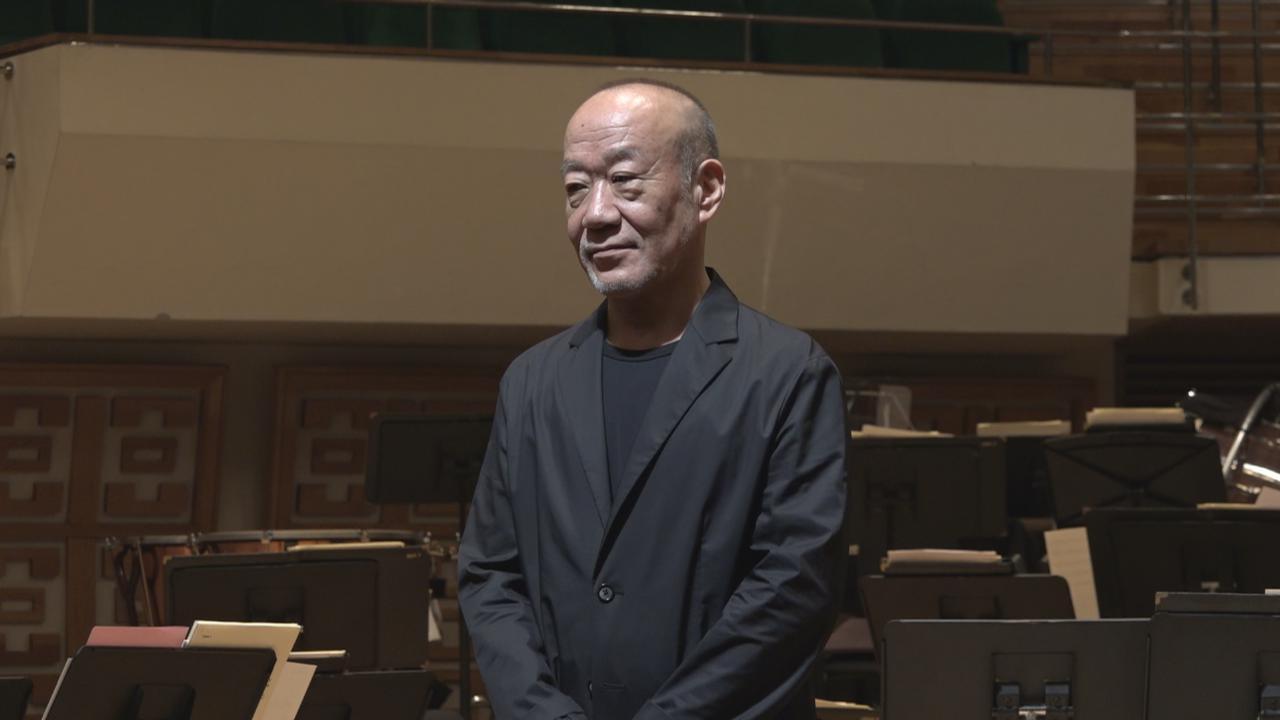來港舉行音樂會大感期待 久石讓期望再到訪香港