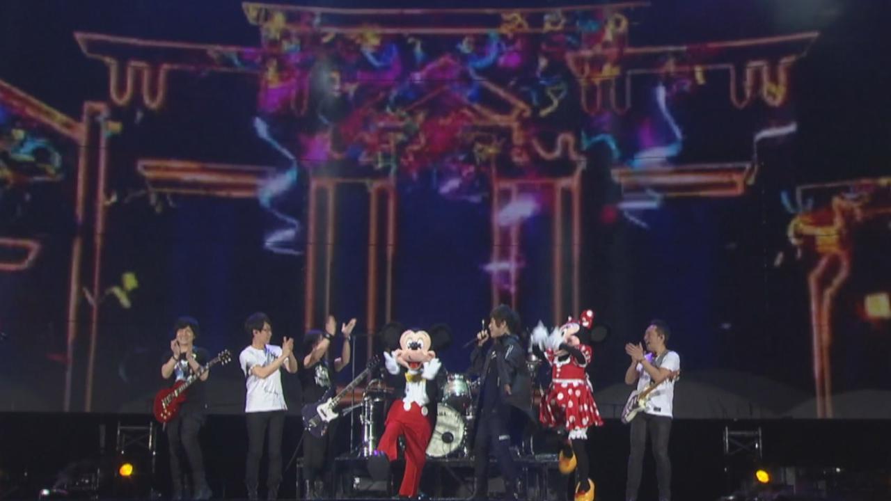 (國語)五月天首場香港戶外演唱會 連串快歌炒熱氣氛
