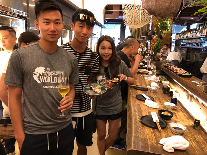 台北食魚生 so yummy