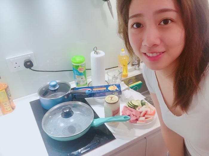 胡美貽煮飯仔-台式義粉