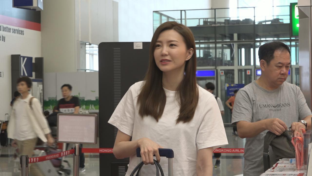(國語)吳若希赴日拍攝多功能老婆 感朱晨麗角色與自己相似