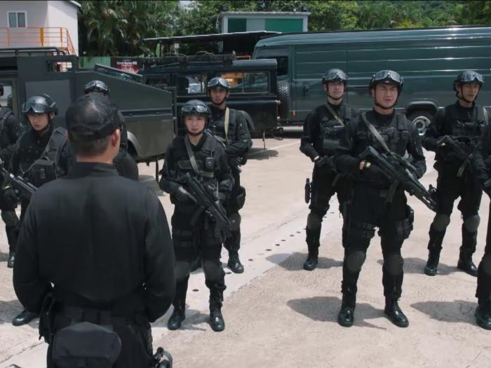 宣傳片:香港恐襲 黑警橫行(60秒長版)