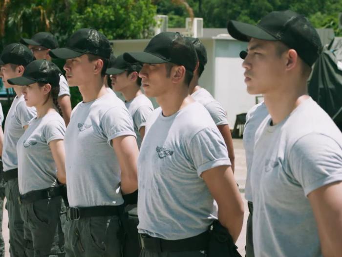 宣傳片:香港恐襲 黑警橫行(30秒長版)