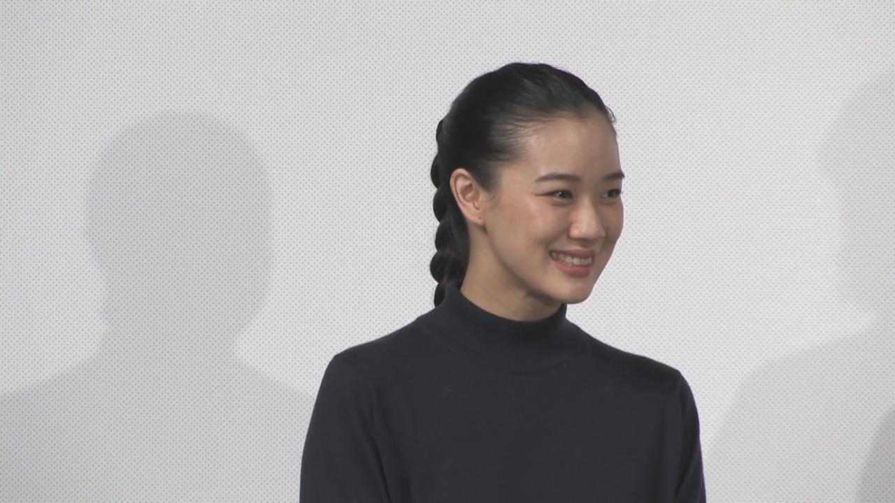(國語)蒼井優宣傳新戲 自言佩服全職主婦