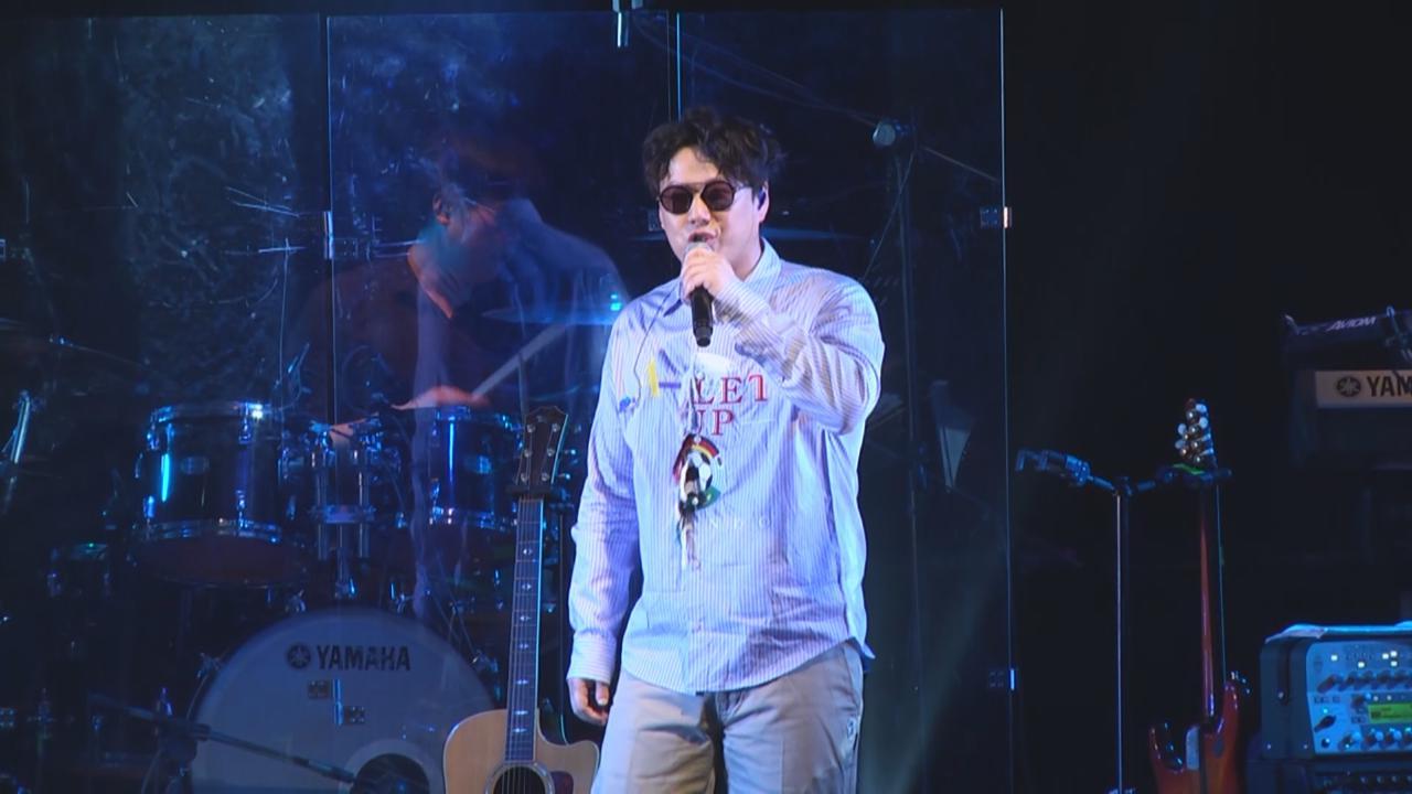 蕭煌奇台北舉行音樂會 大唱首本名曲掀起高潮