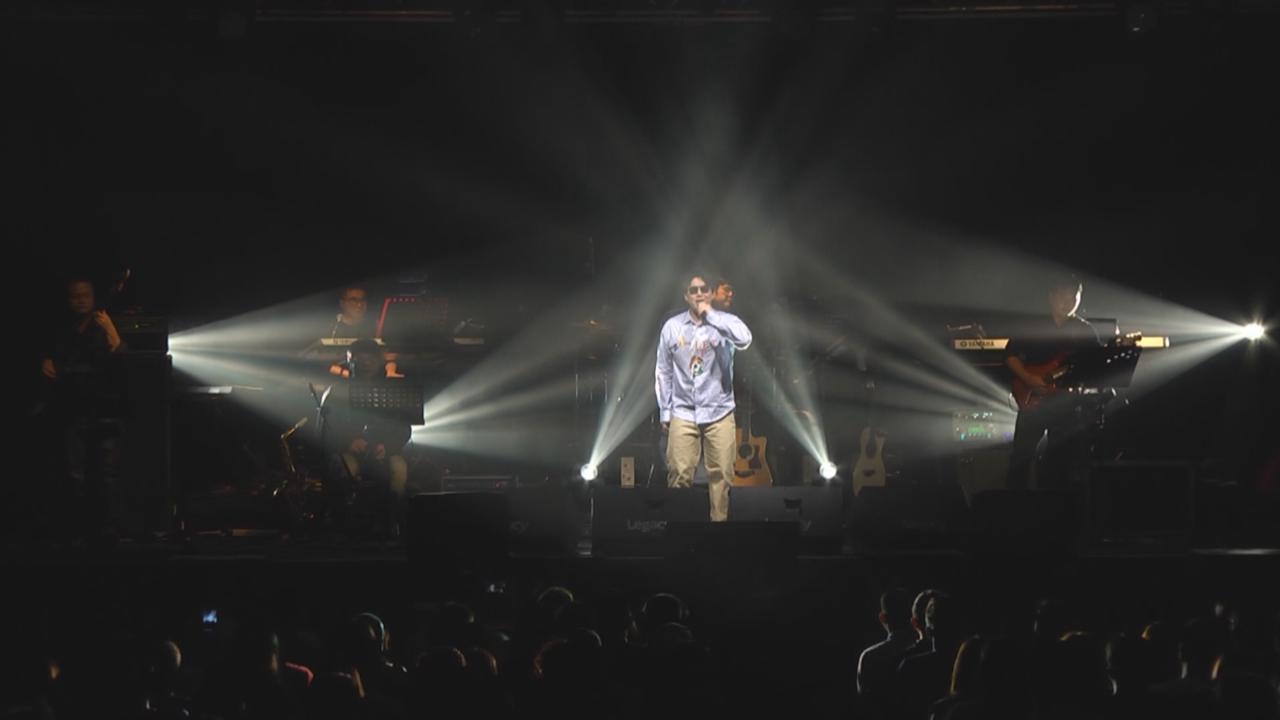 (國語)蕭煌奇台北舉行音樂會 大唱首本名曲掀起高潮
