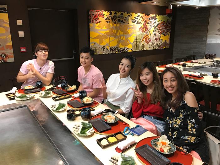 後生仔郵樂團 日本第一餐@海馬日本料理