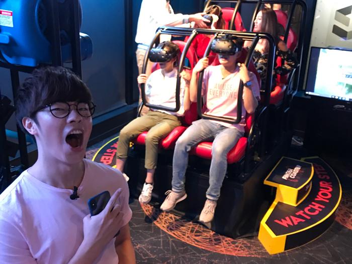 後生仔郵樂團 食飽飯玩VR