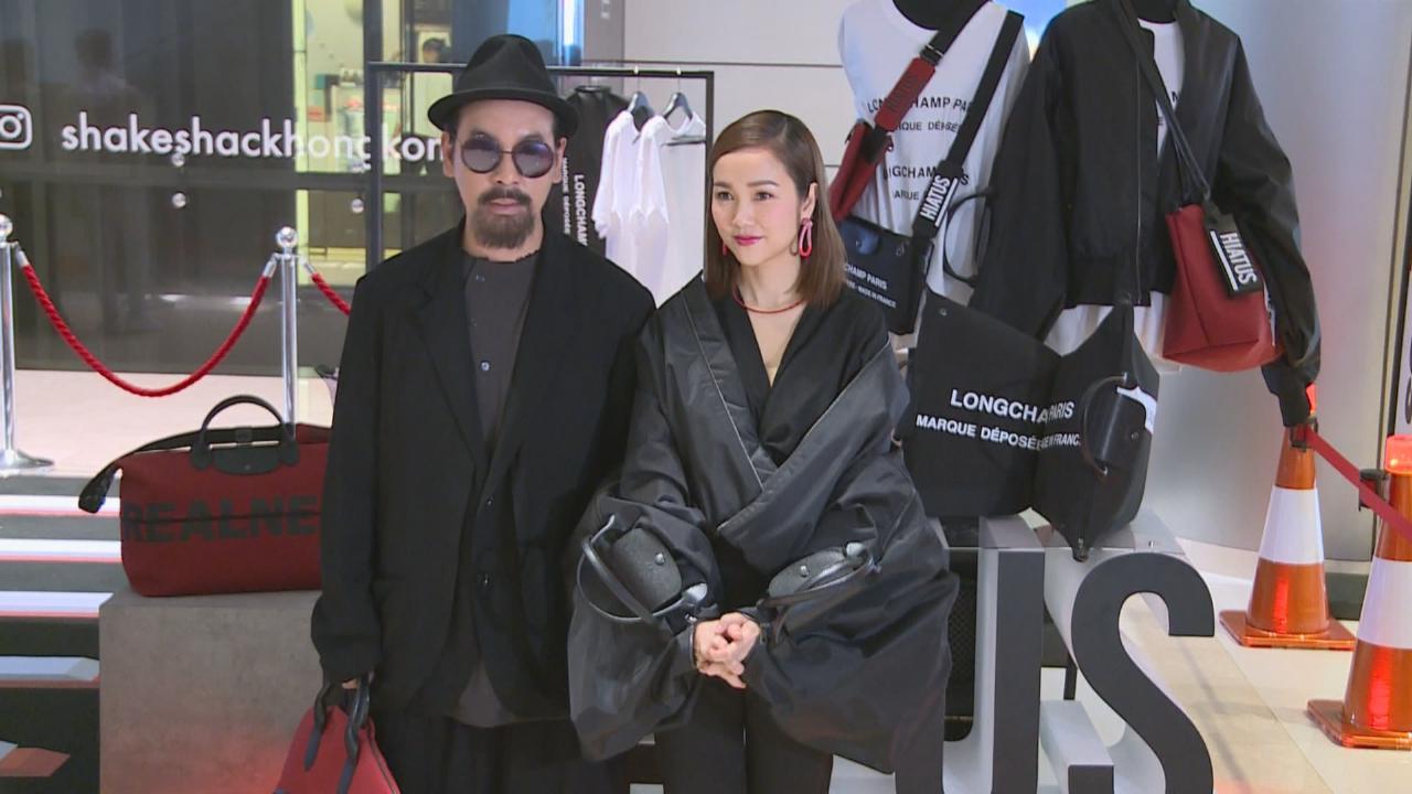 首與老闆麥浚龍同場亮相 謝安琪透露正籌備新專輯