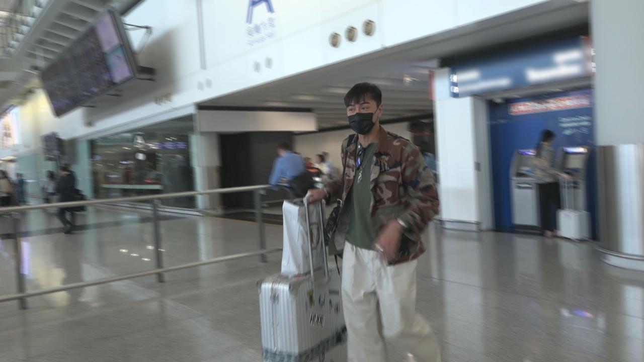 (國語)多功能老婆完成日本外景拍攝 黃浩然指天公不作美