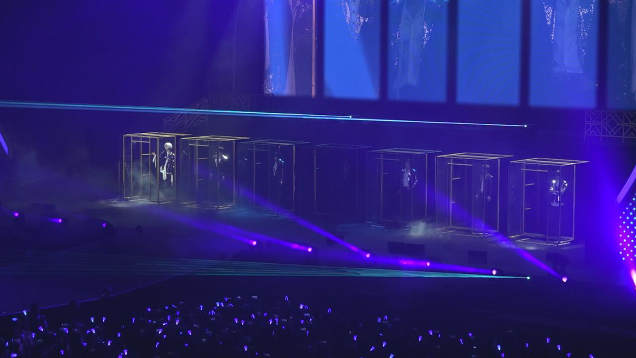 (國語)SuperJunior世界巡唱澳門站 勁歌熱舞引發全場尖叫