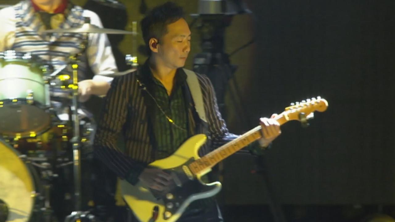(國語)五月天香港演唱會尾場 五子賣力演出回饋歌迷