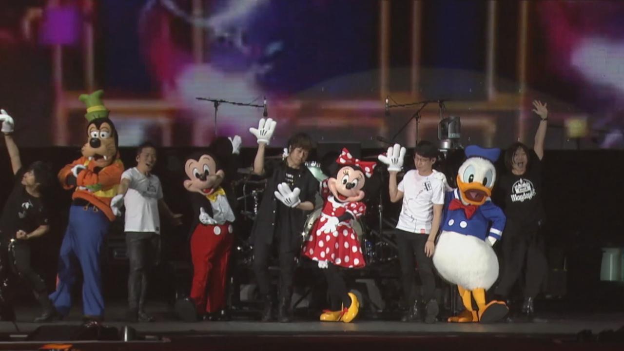 五月天香港演唱會尾場 五子落力演出回饋歌迷