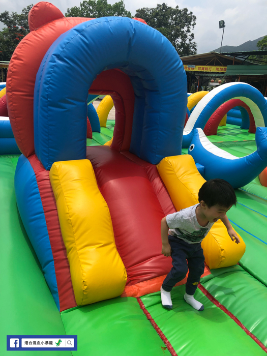 大美督燒烤皇x免費兒童遊樂場