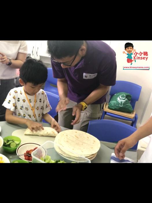 小小豬玩樂篇 - WWF夏日學堂2018體驗日