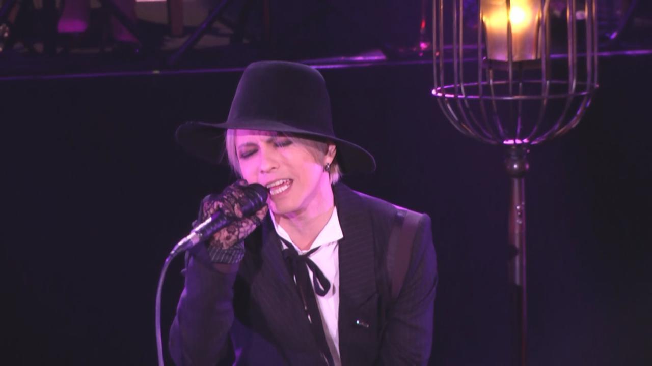 HYDE首次舉行台灣個唱 大唱經典抒情歌