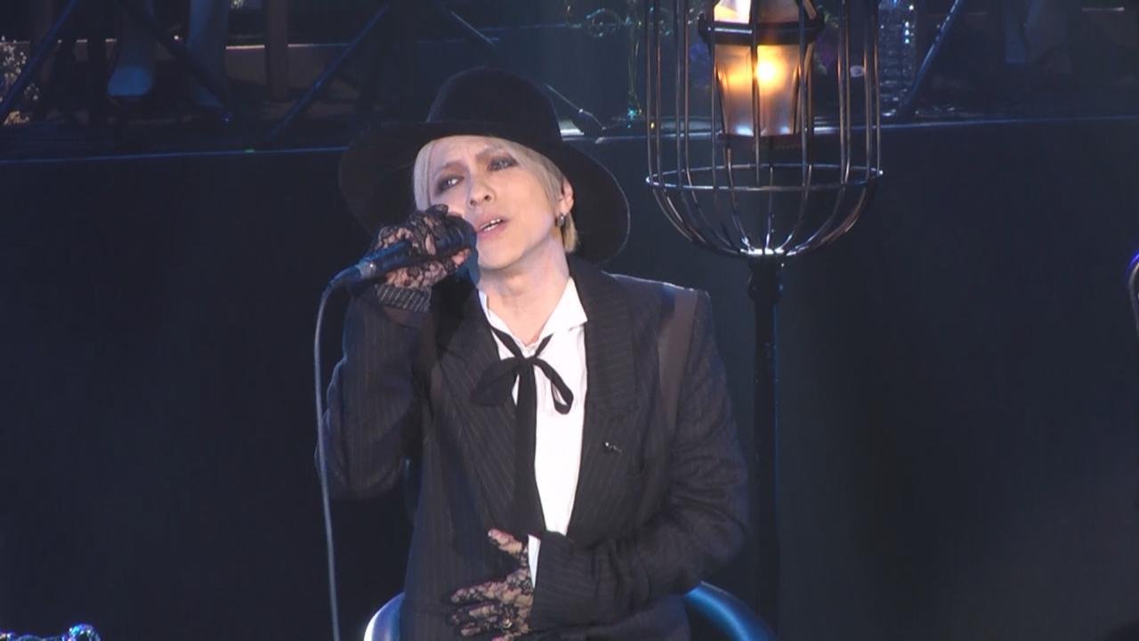 (國語)HYDE首次舉行台灣個唱 大唱經典抒情歌