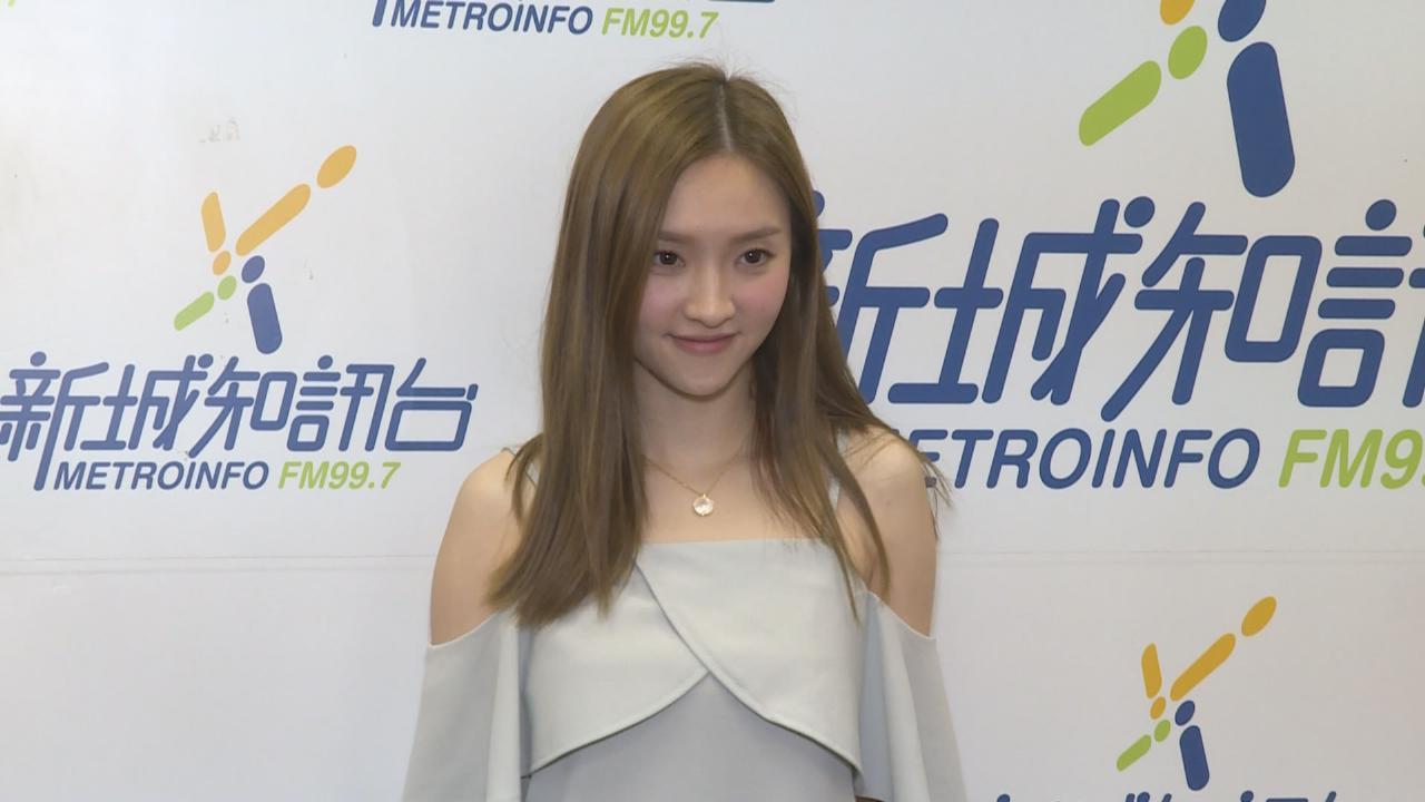 作品MV點擊率破百萬 林欣彤感謝歌迷支持