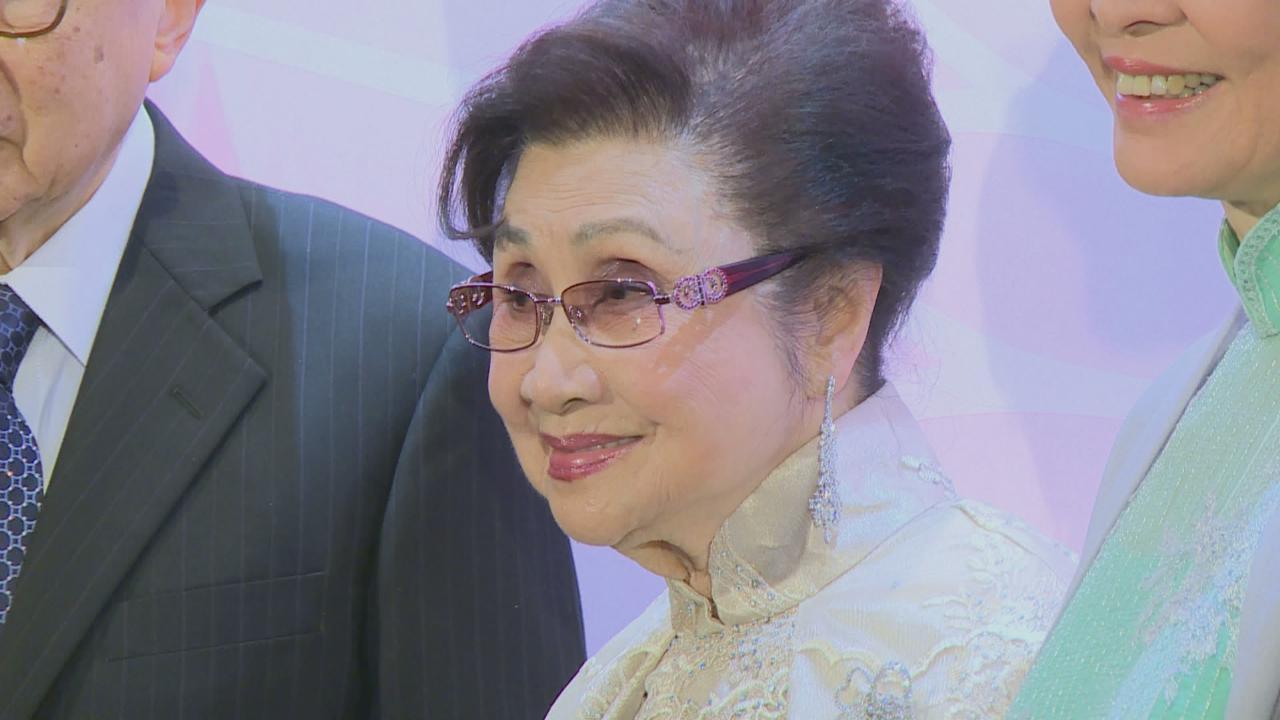(國語)白雪仙九十歲壽宴 張學友準備禮金賀壽