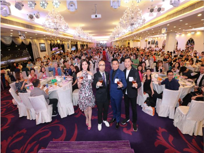 TVB周刊母親節晚宴
