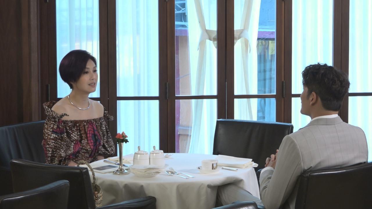 楊千嬅相隔多年再拍劇 自覺似角色賢良淑德