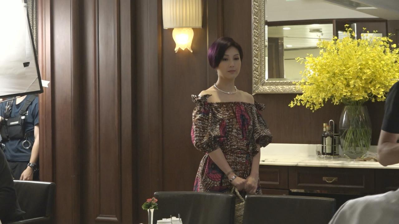 (國語)相隔多年再拍電視劇 楊千嬅享受拍攝過程