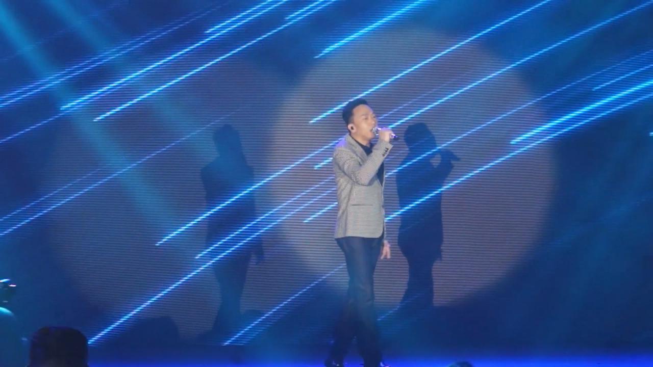 (國語)黃家強赴上海登台 賣力獻唱多首Beyond經典歌