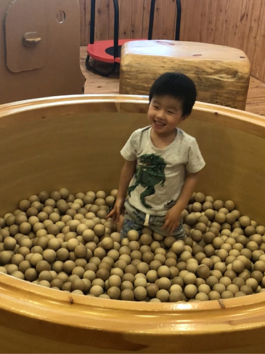 室內兒童遊戲空間之智樂遊戲萬象館