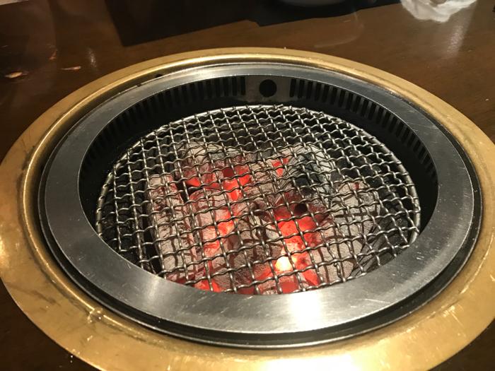 炭火燒肉與STEM