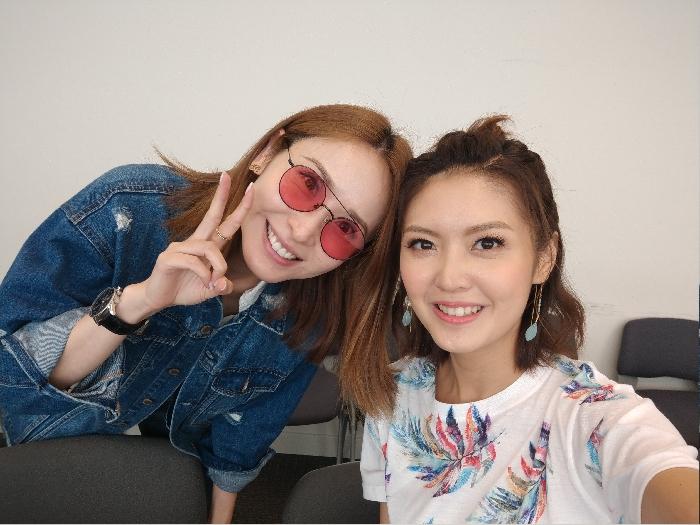 """Welcome back 貝兒~ 今晚""""陳陳""""組合番嚟啦!"""
