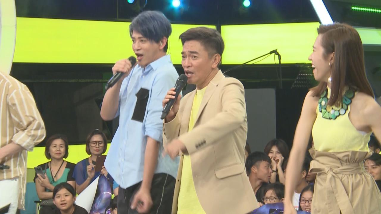 (國語)陳曉東為個唱上節目宣傳 與吳宗憲現場飆歌