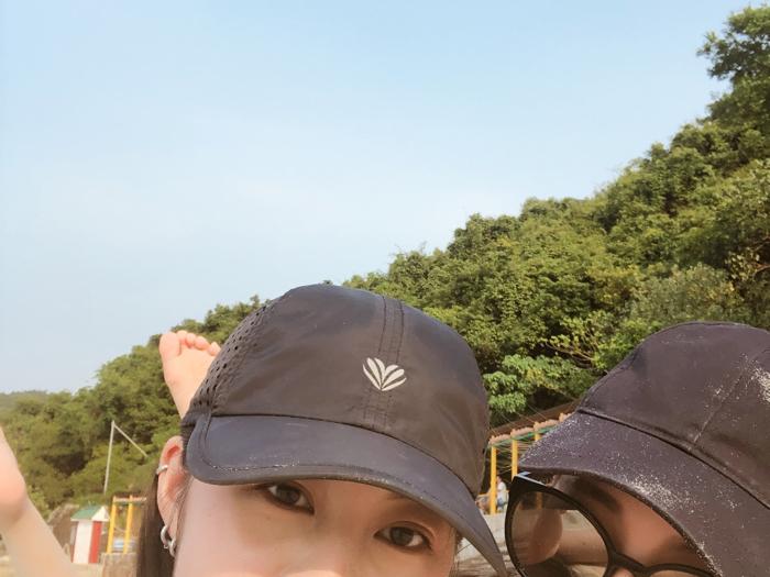 TwinChat #17 沙灘拍沙舞