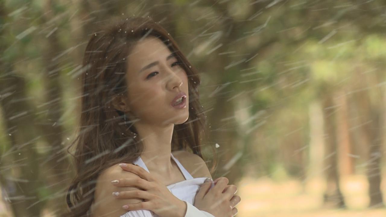 (國語)菊梓喬拍攝新歌MV營造雪景 期望再挑戰作曲填詞