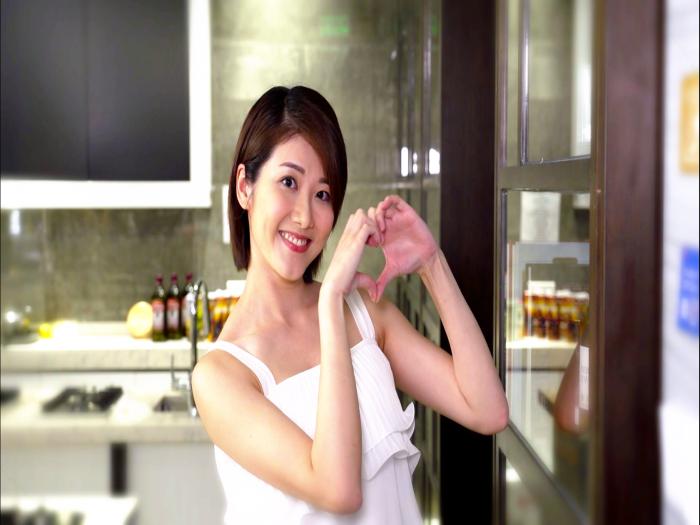 甜美女神鄧佩儀@美女廚房