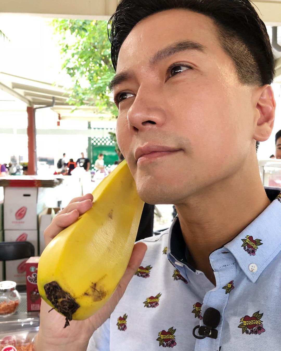 蘋果手機用得多,「香蕉手機」見過未!?