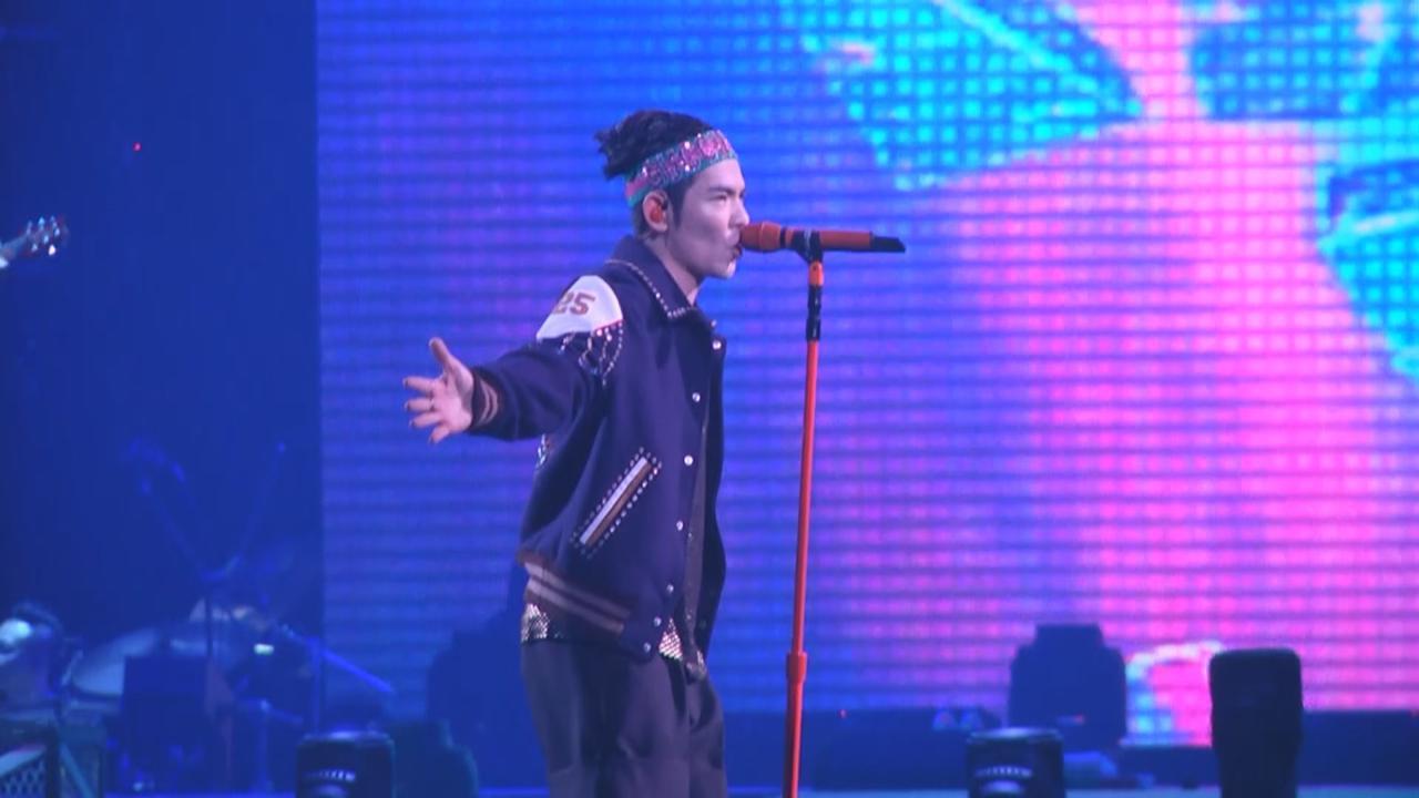 蕭敬騰世界巡唱台北站 以蕭氏情歌征服歌迷