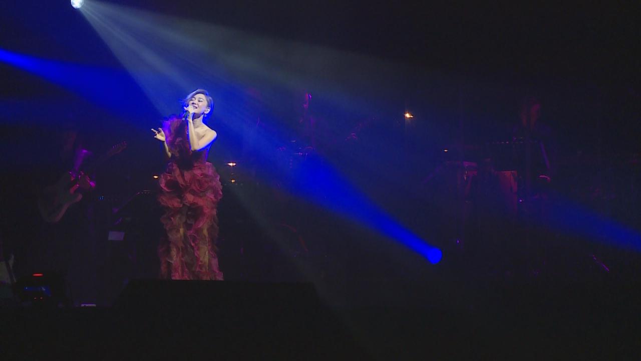 (國語)胡琳演唱會開鑼 狀態大勇秀歌喉