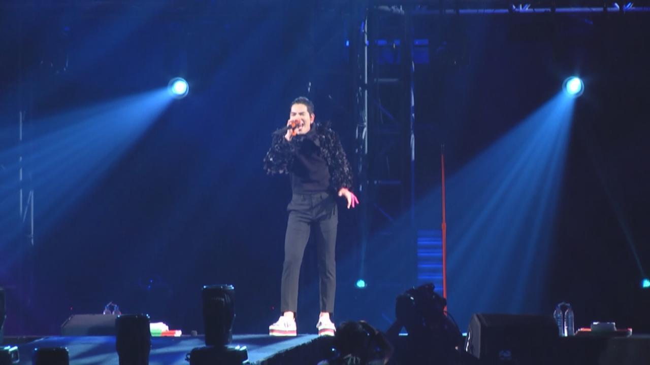 (國語)蕭敬騰世界巡唱台北站 以蕭氏情歌征服歌迷