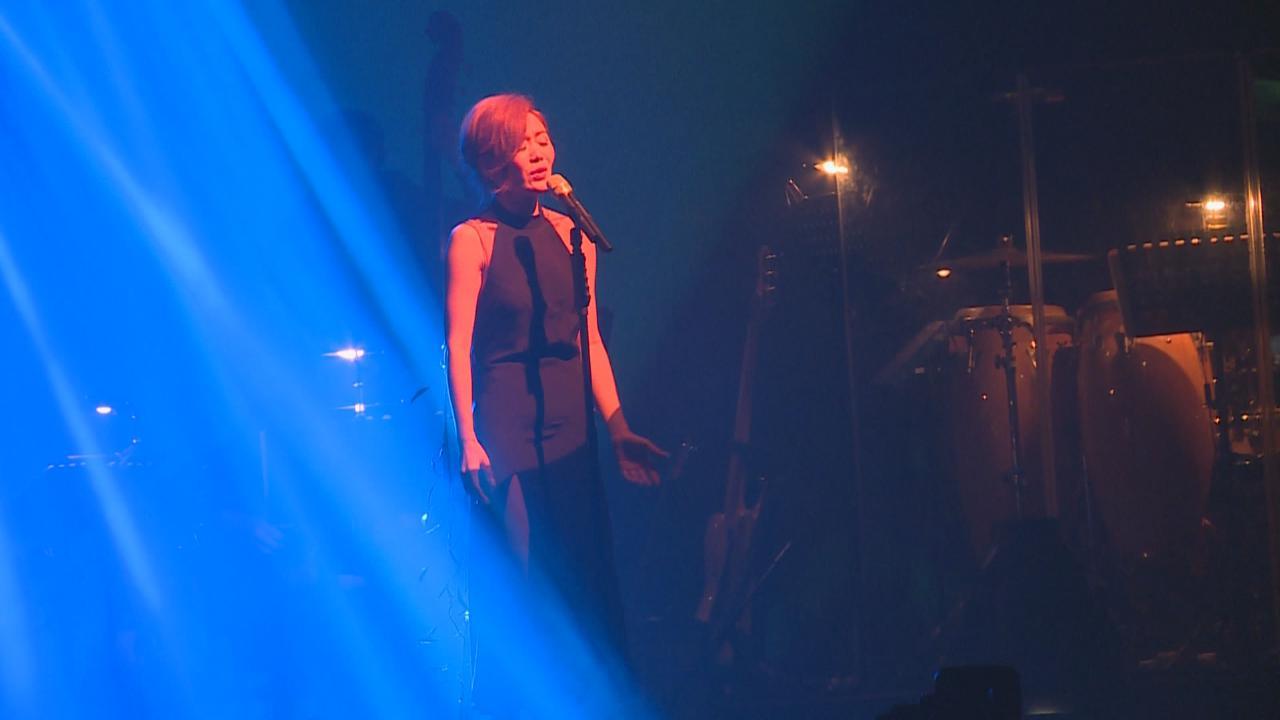 胡琳演唱會尾場 繼續以靚聲征服樂迷