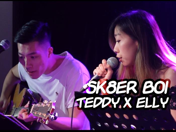 Sk8er Boi-EllyxTeddy