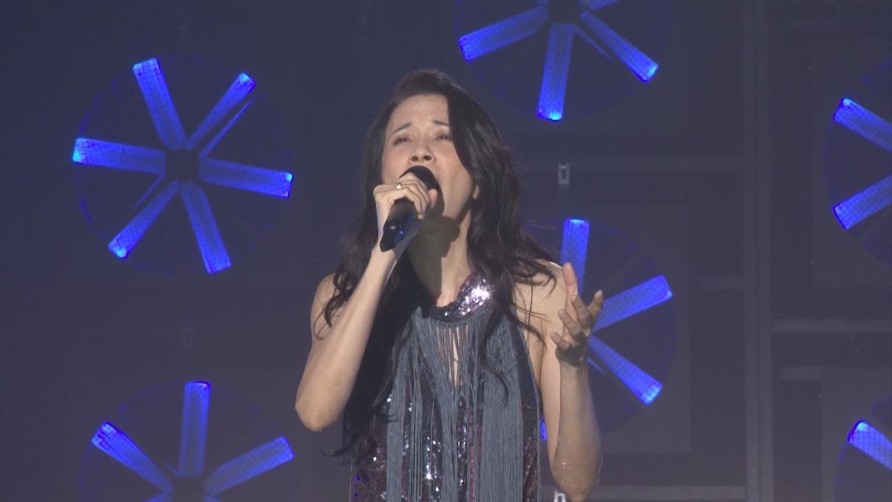 莫文蔚北京舉行新碟首唱會 大唱金曲重溫經典
