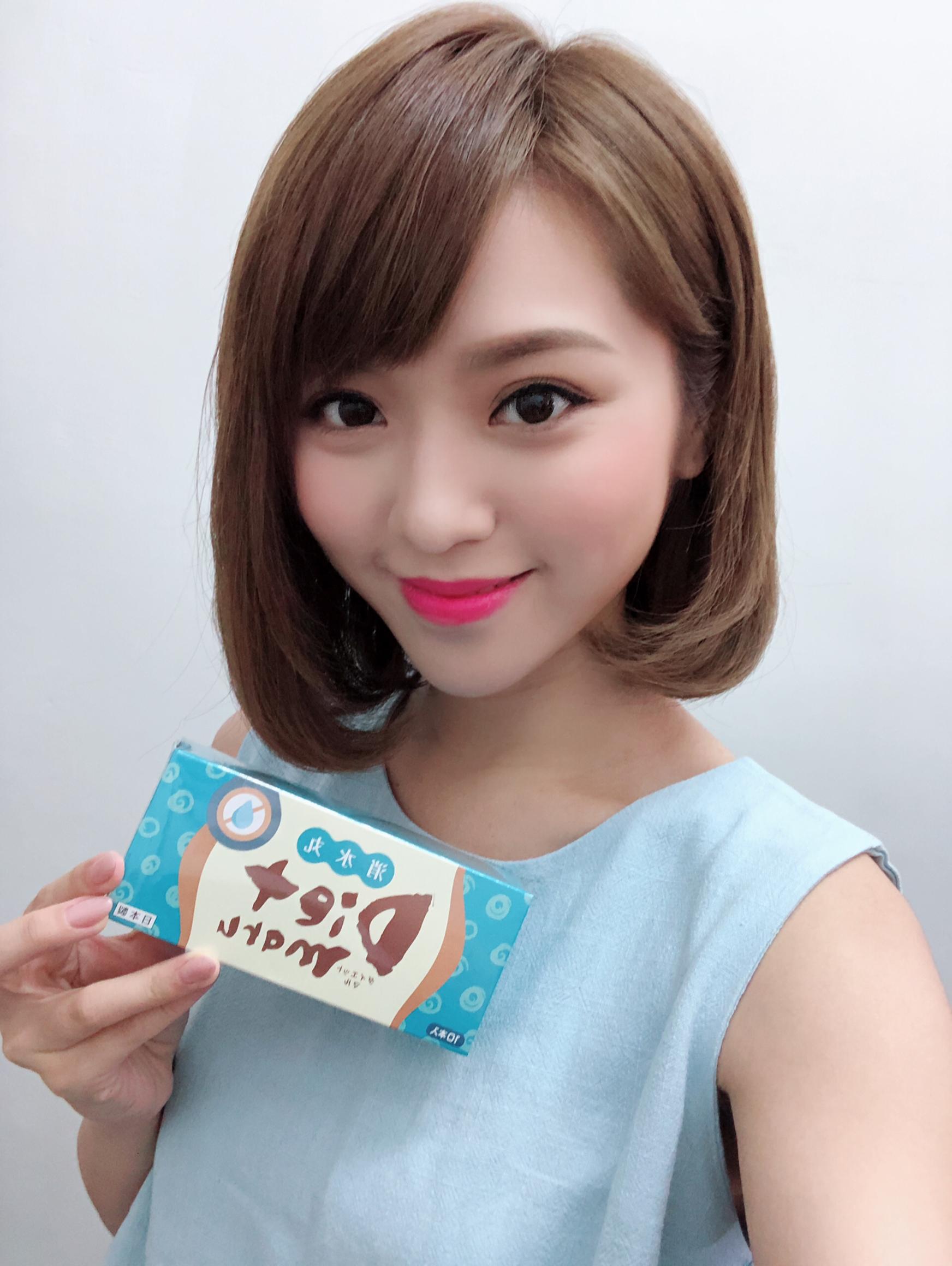 Diet Maru消水丸 廣告拍攝日