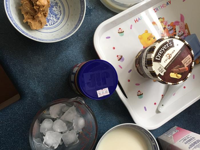 黃耀英@I am making a milkshake part 1