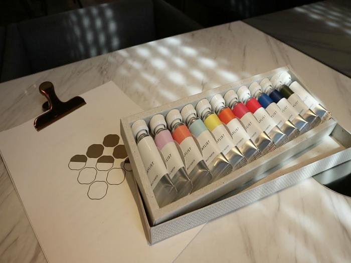 日本專業級顏料彩妝